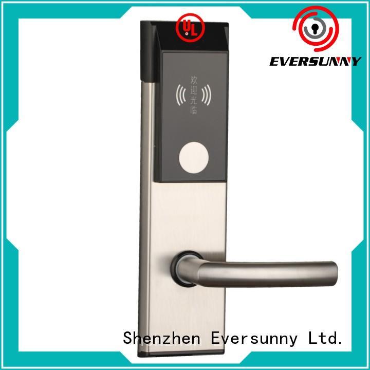 Eversunny door access card system international standard for door