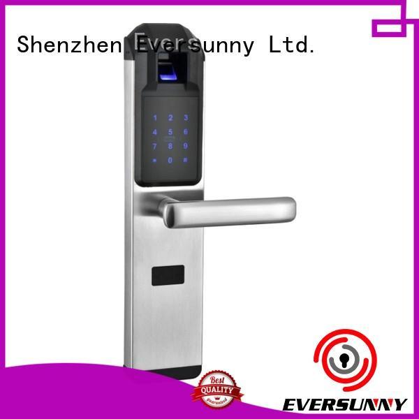 Eversunny biometric door lock factory price for house