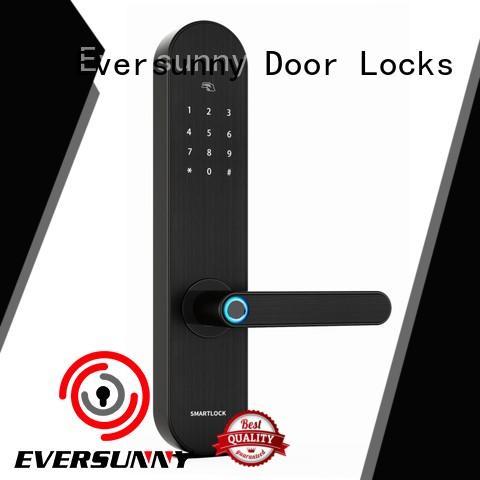 Eversunny fingerprint entry system for cottage