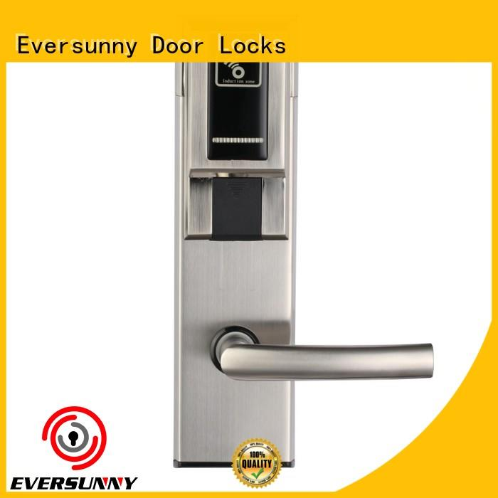 Electronic electronic door locks with card reader energy-saving for hotel