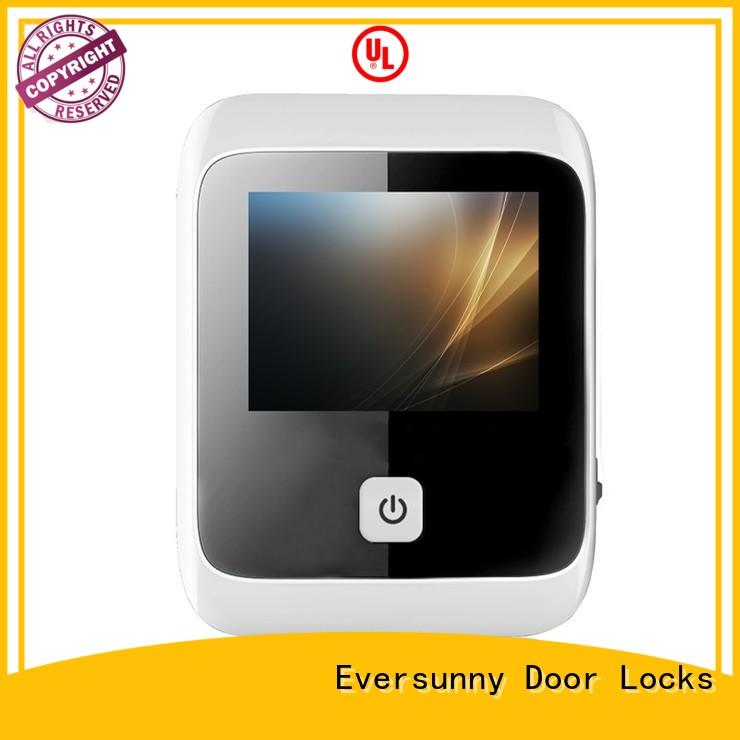 visual front door viewer camera security consultancy cottage