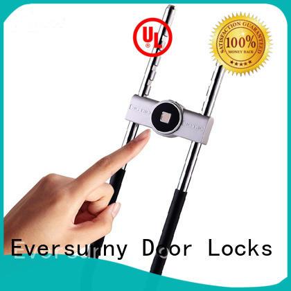 Eversunny finger sensor lock knob