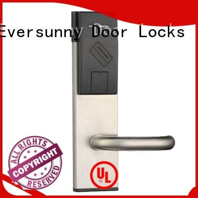 Electronic smart  key card entry door lock