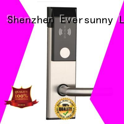 convenient key card lock system hotel smart locks for home