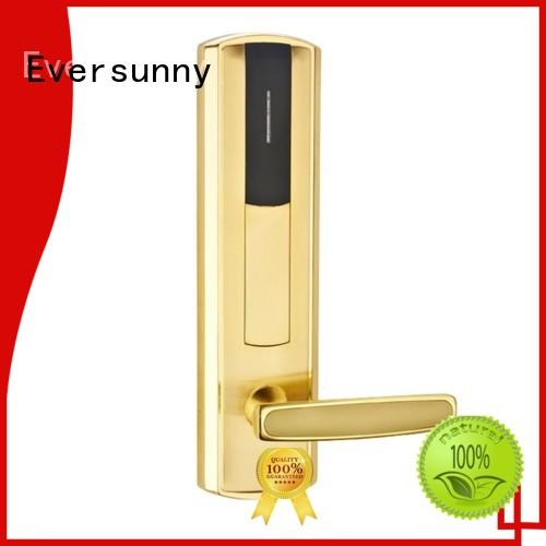 Eversunny convenient hotel room key card system with central management control system for home
