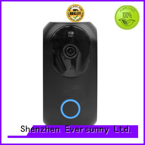 Eversunny wireless security doorbell hotel smart locks for apartment