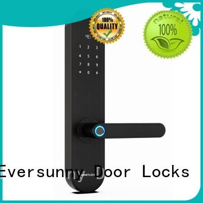 Eversunny scan front door keyless entry for cottage