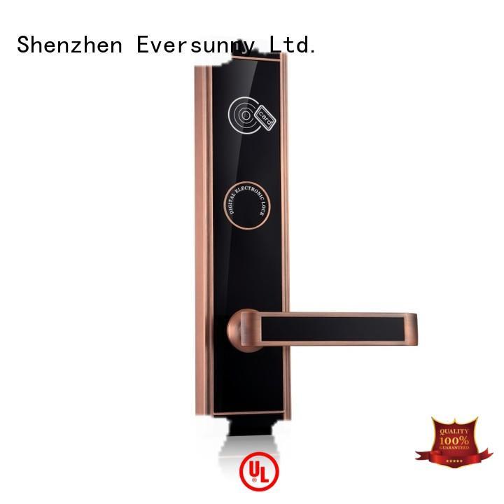 safe rfid card door lock hotel smart locks for hotel