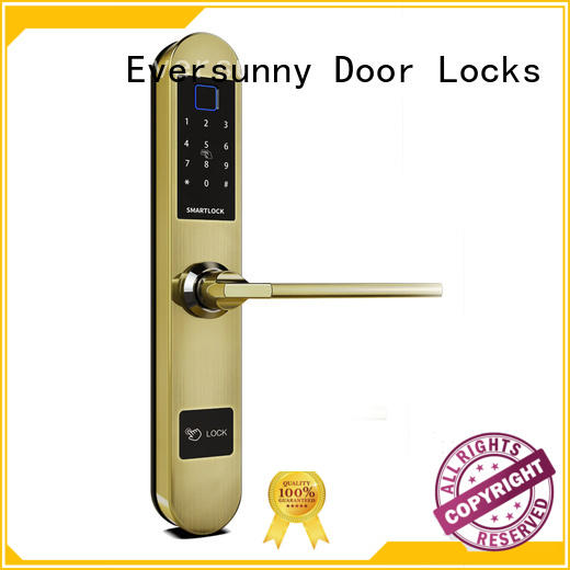 intelligent fingerprint deadbolt lock factory price for apartment
