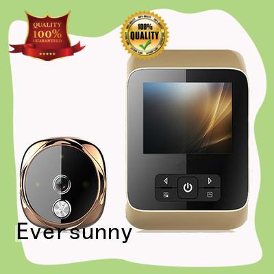 Eversunny tft digital door viewer china automatically for sliding door