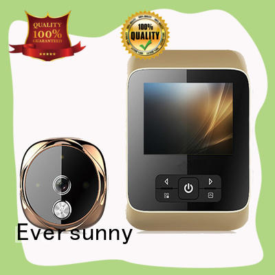 Eversunny tft digital door viewer china automatically for sliding door