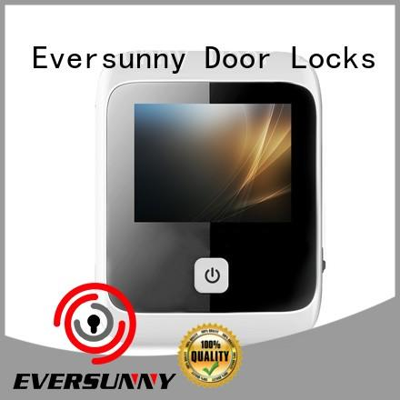 Eversunny visual electronic door viewer energy-saving for villa