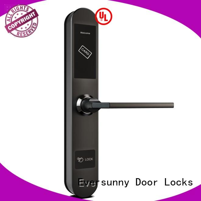 access card door entry system stainless steel for home Eversunny